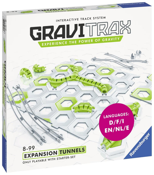 GraviTrax Expansion Tunnels | Kitchen Art | Wrapt