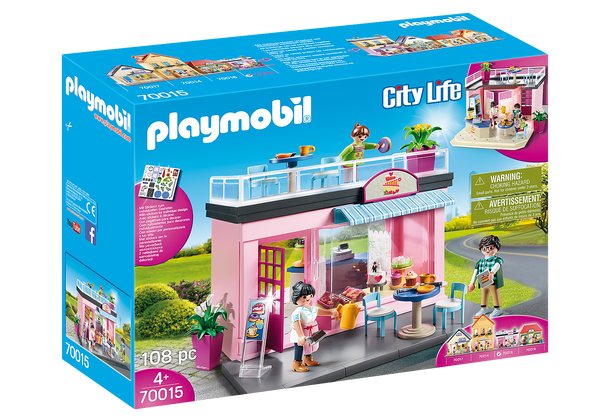 Playmobil My Cafe | Kitchen Art | Wrapt