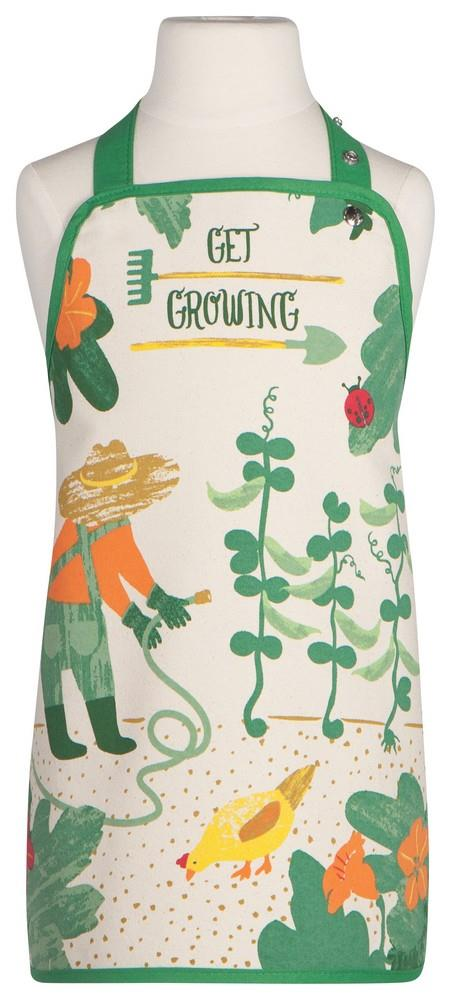 Kids Apron - Get Growing