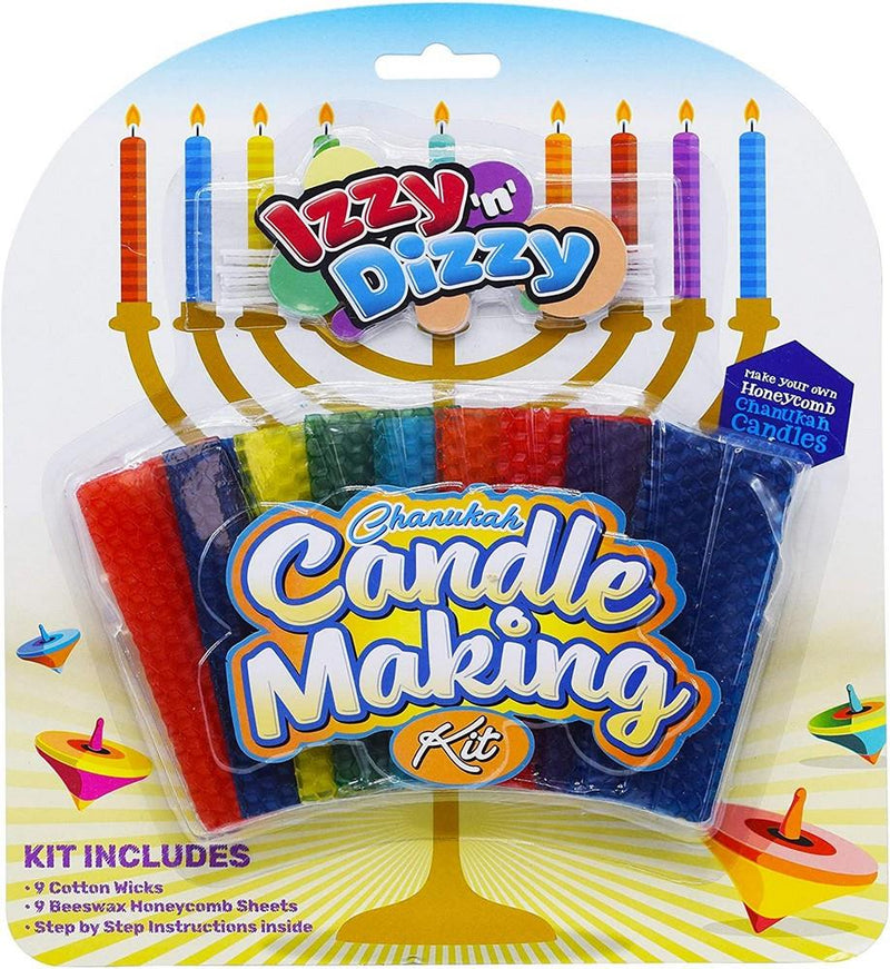 Chanukah Candle Making Kit