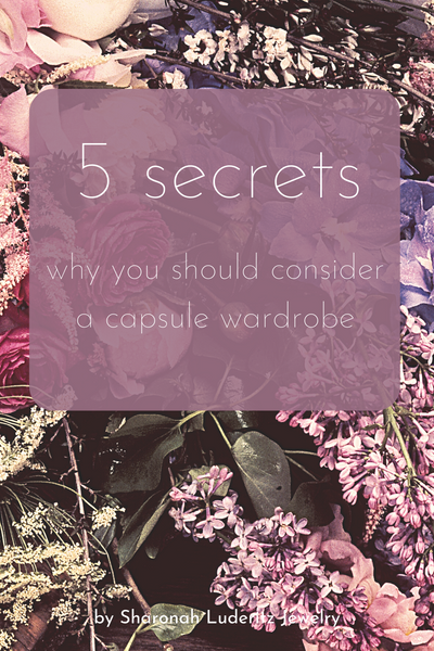 wahr a capsule wardrobe will make you happy