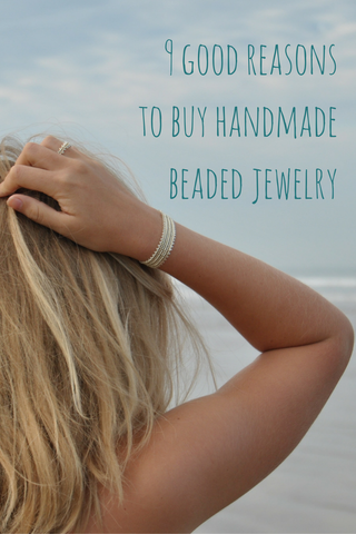 reasons to by handmade jewelry