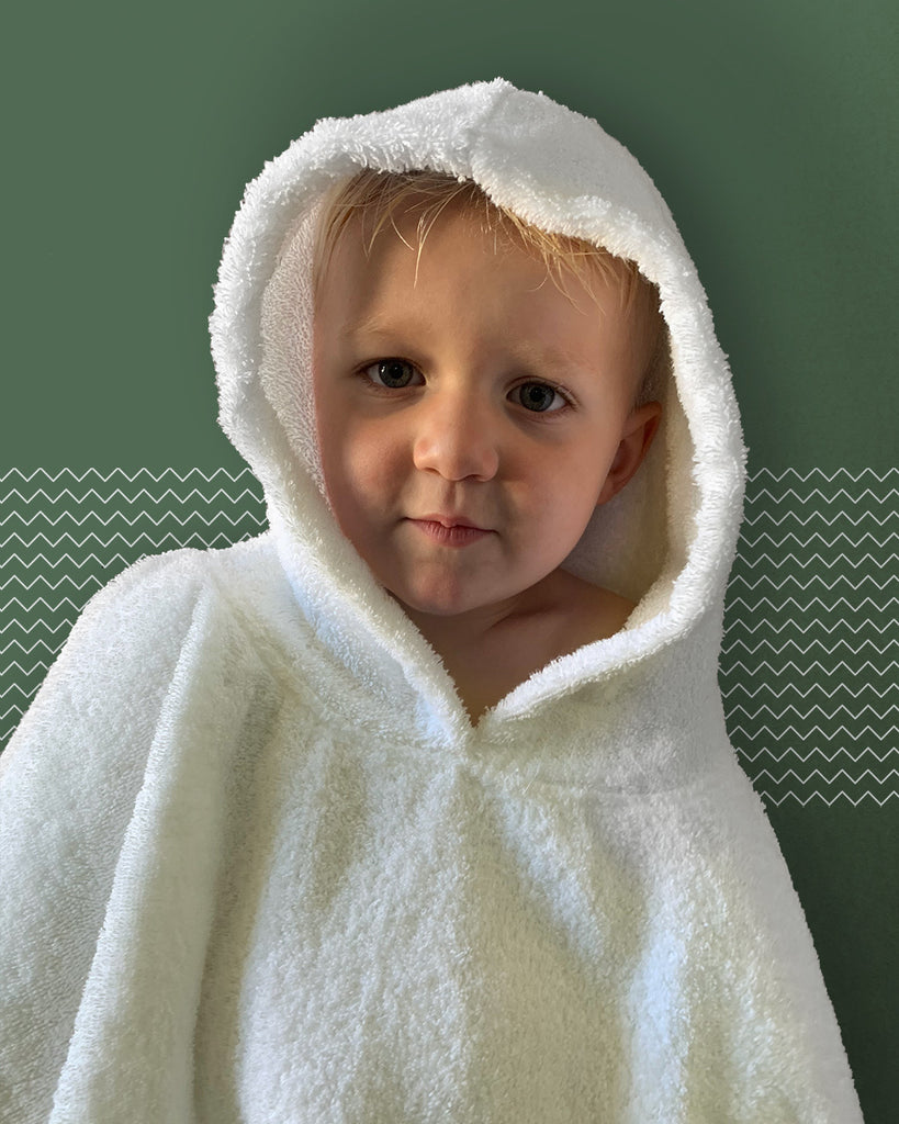 Hooded Bath Towel - Toddler