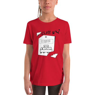 Youth Short Sleeve Class Rule T-Shirt