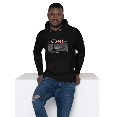 Unisex Class Checkmate Hoodie