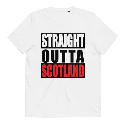 Straight Otta Scotland Unisex T-Shirt