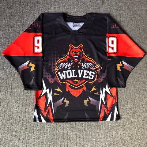 Wolves Hockey Jersey