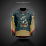 Spectrum Ice Knights Replica Jersey