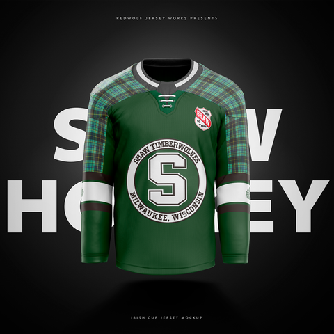 SHAW Irish Jersey