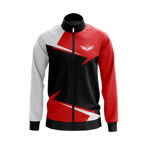 Lake Country Warhawks 2020 Warm Up Jacket