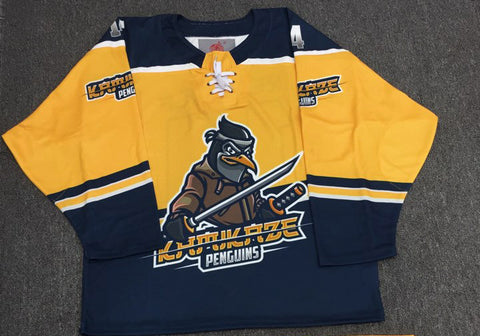 Kamikaze Penguins JERSEY ONLY