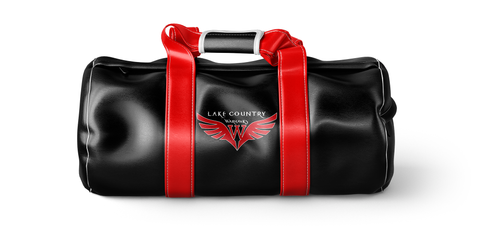 Lake Country Warhawks Hockey Bag