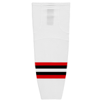 Lake Country Warhawks Hockey Socks - White