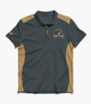 Spectrum Ice Knights Sport Mesh Polo