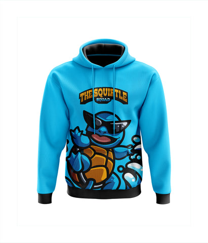 Squirtle Squad Hoodie