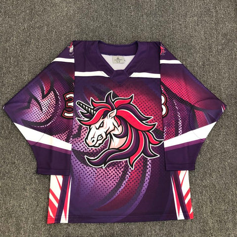 Unicorns Hockey Jersey