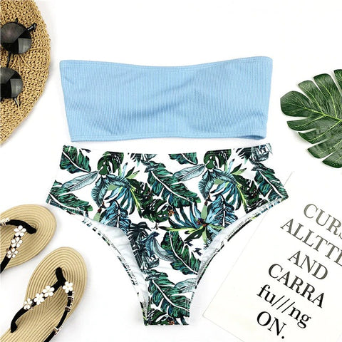 The Blue Versatile Bikini