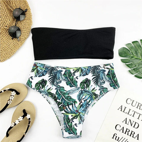 The Black Versatile Bikini