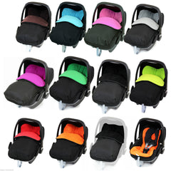 Collection Carseat Footmuff