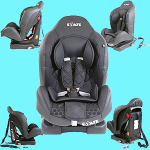 iSafe Carseat 1