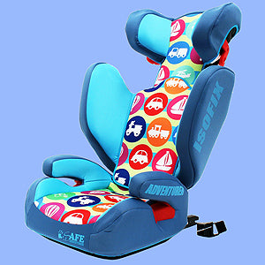 iSafe Car Seat Group 2-3