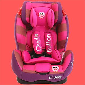 iSafe Car Seat Group 1-2-3