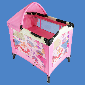 iSafe Mini Travel Cot