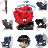 Every Stage Car Seat Rotating 360 Group 0+ 1 2 3