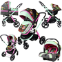 <span>iSafe 3in1 Prams