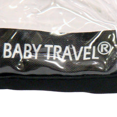 Rain Cover Universal  Zipped Hauck Baby Jogger 3 Wheeler Pushchair Raincover - Baby Travel UK  - 6