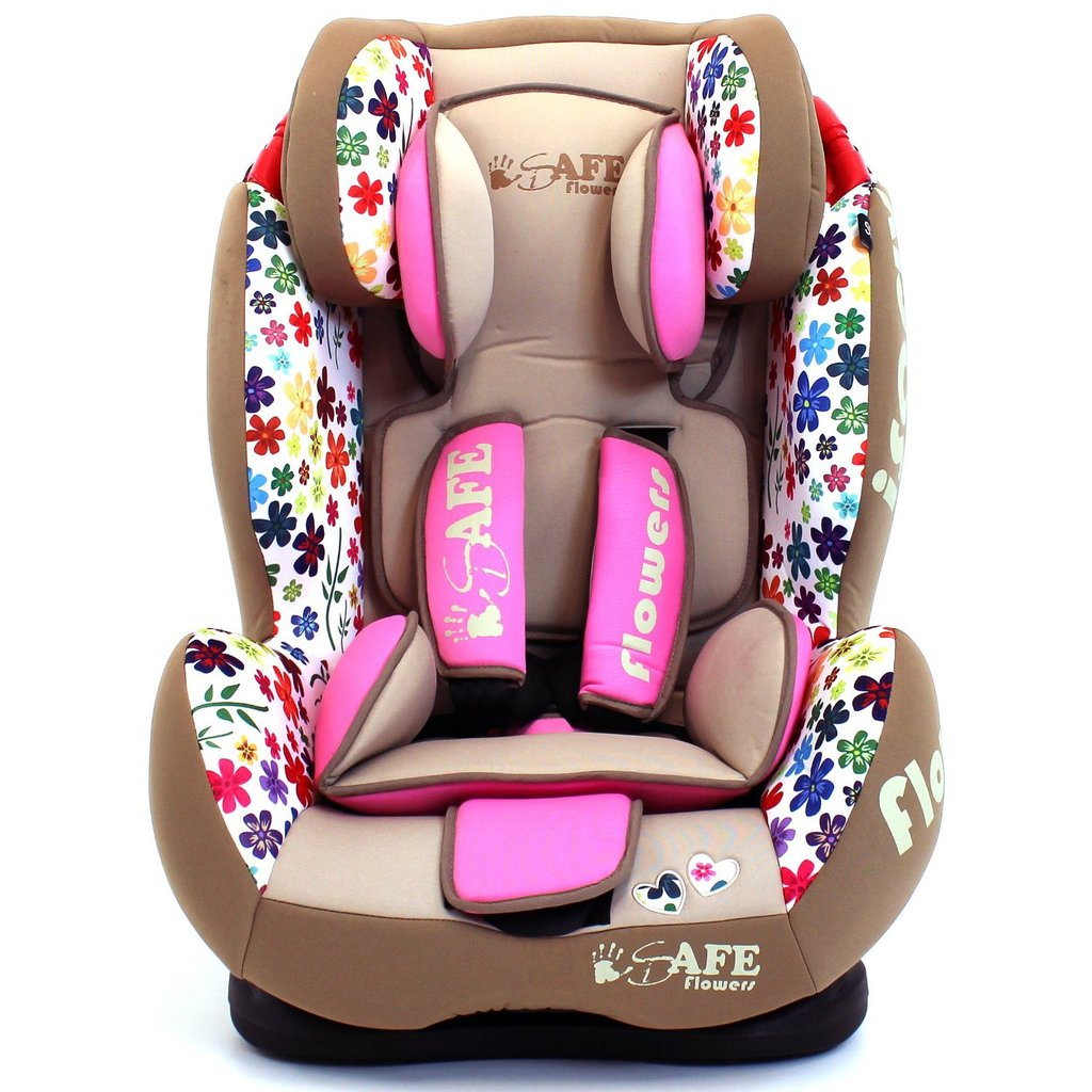 SALE!! iSafe Isofix Duo Trio Plus Isofix Top Tether Car Seat Carseat Racer