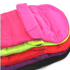 New Fleece Lined Carseat Zipp Off Liner Fits All Car Seat - Baby Travel UK  - 2