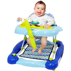 iSafe 2 in 1 Aero Walker And Rocker