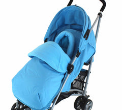 Baby Stroller Zeta Vooom Ocean Complete Plain - Baby Travel UK  - 2