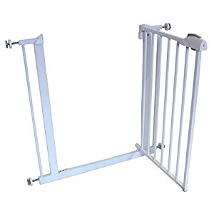 Stair Gate iSafe Centre Opening Pressure Mounted