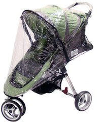 Baby Jogger Universal Rain Cover To Fit Summit Xs - Baby Travel UK  - 4