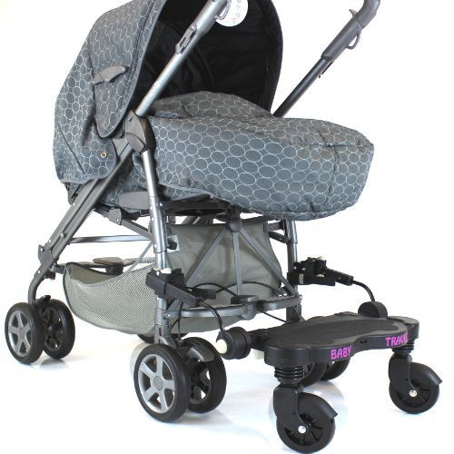 Baby Travel Pink Childs Ride On Buggy Stroller Board - Baby Travel UK  - 1