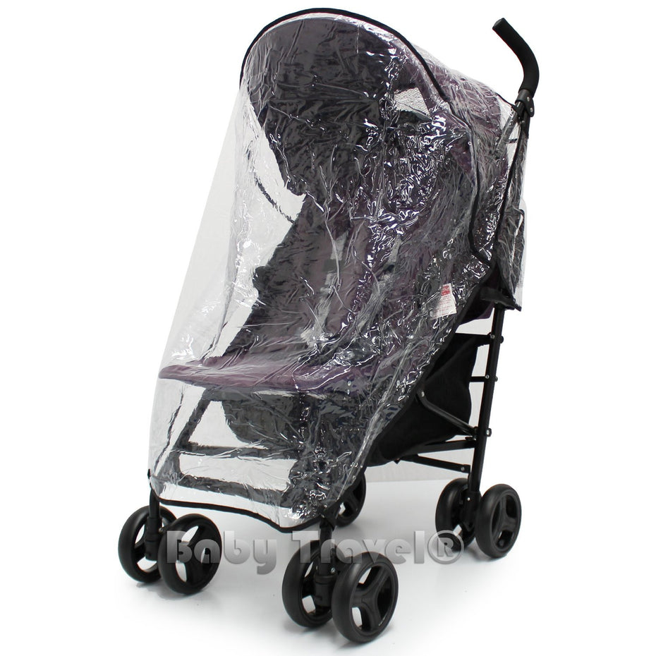 Made in The UK. Raincover for iSafe Pram System Stroller /& Carry Cot Mode
