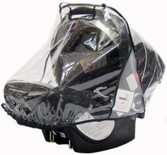 Rain Cover Weather Shield For Graco Logico S Carseat - Baby Travel UK  - 1