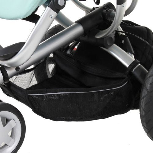 Shopping Basket For Quinny Buzz 3 Wheeler Stroller Pram - Baby Travel UK