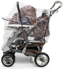 Raincover For Obaby Epic Travel System