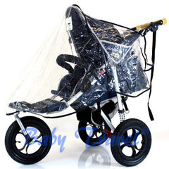 3 Wheeler Raincover For Cosatto Venture Stroller - Baby Travel UK  - 1