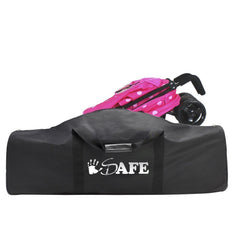 iSafe Stroller Case Travel Holiday Buggy Bag For Maclaren Quest Triumph Techno - Baby Travel UK  - 3