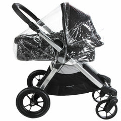 Raincover For Baby Jogger City Select Pushchair & Carrycot - Baby Travel UK  - 4