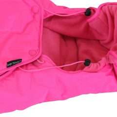 Footmuff Raspberry Pink Fits Carseat Mode On Bugaboo Bee Camelon - Baby Travel UK  - 6