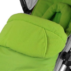 Luxury Footmuff & Head Huger For Stroller Pushchair - Baby Travel UK  - 2