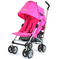 Pushchair Buggy Lightweight From Birth Rain Cover Stroller Pram Designer Baby - Baby Travel UK  - 4