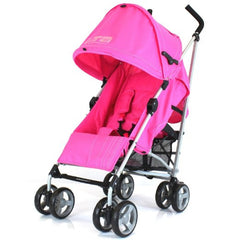 Pushchair Buggy Lightweight From Birth Rain Cover Stroller Pram Designer Baby - Baby Travel UK  - 5