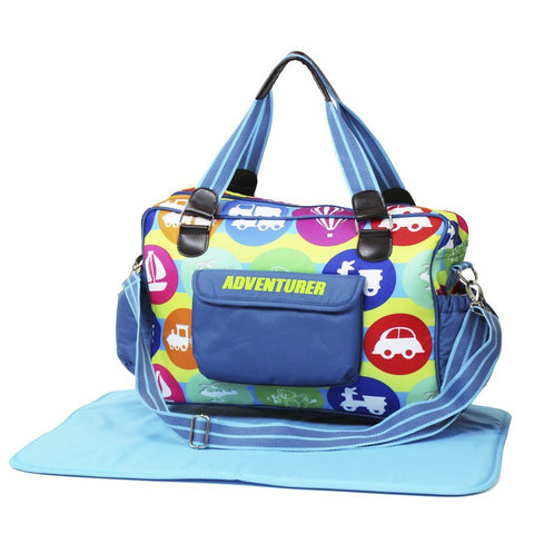 Baby Travel iSafe Changing Bag  Adventurer