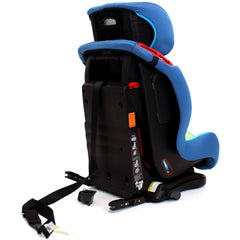 iSafe Isofix Duo Trio Plus Isofix  Top Tether Car Seat Carseat Adventurer - Baby Travel UK  - 9